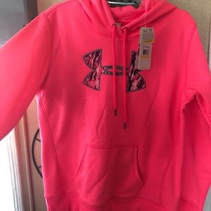 Woman's Under Armour sweater